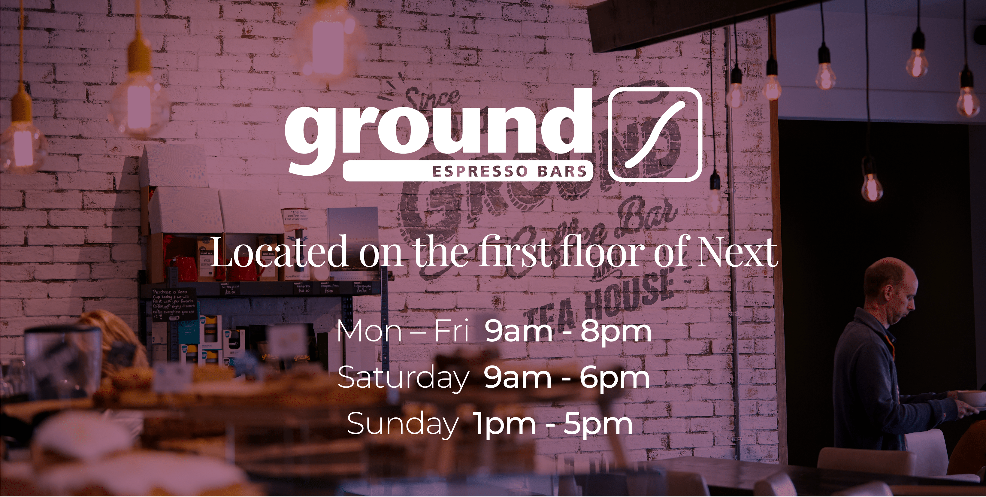 Ground Opening Hours