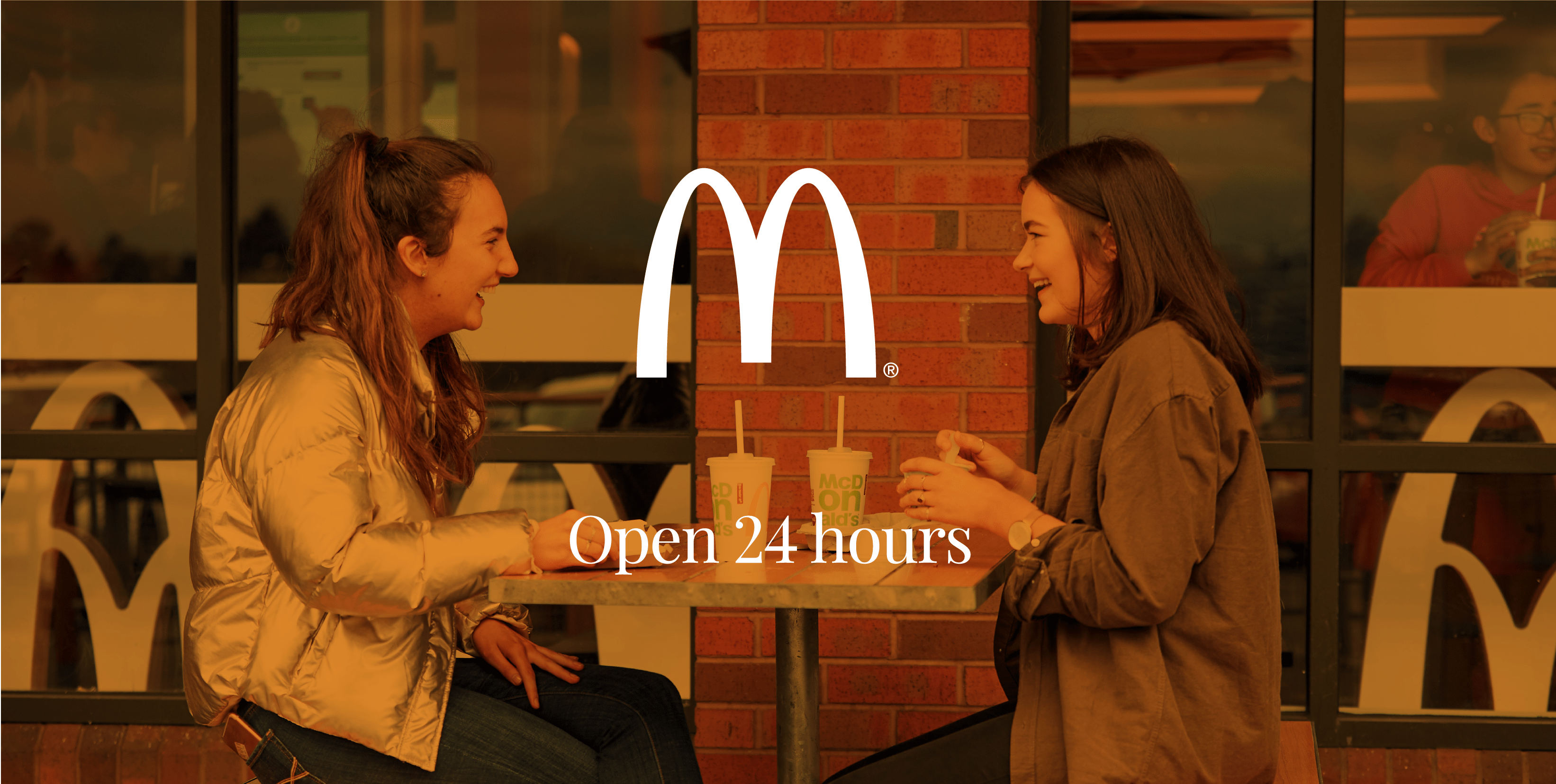 McDonalds Opening Hours
